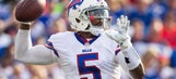 Tyrod Taylor: I want to be the Bills' long-term QB