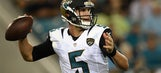 Jaguars hoping to end road woes with win in Baltimore
