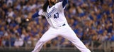 Royals righty Cueto has craziest pitching motion ever