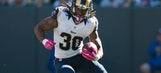 Rams rookie Gurley: No one compares to 'gold standard' Peterson