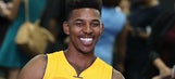 Nick Young is apparently very much into *NSync