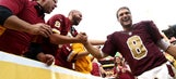 Redskins' Kirk Cousins named NFC offensive player of the week