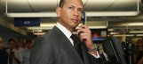 Upon reflection, A-Rod regrets kissing mirror in photoshoot