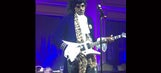 You have to see LeBron as Prince, singing 'Purple Rain' for Halloween