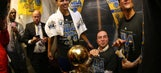 Warriors owner, fiancée slept with, 'had fun with' NBA trophy