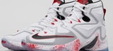 New LeBron 'Horror Flick' sneaker features 'blood'