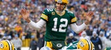 Aaron Rodgers has explanation for Lions' 24-game losing streak at Lambeau Field