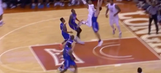 WATCH: UT freshman Kerwin Roach posterizes helpless defender with vicious flying dunk