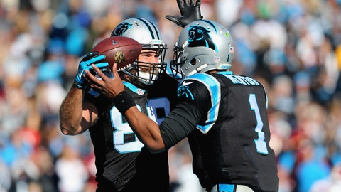 Carolina Panthers at Seattle Seahawks, 8:30 p.m. NBC