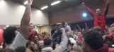 WATCH: USC players go wild when they learn Clay Helton named full-time head coach