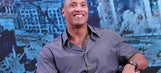 'The Rock' opens up about battling depression, joys of fatherhood