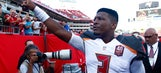Jameis Winston teaches practice squad player a lesson with line from 'Game of Thrones'