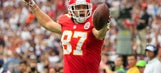 Chiefs fan spoofs 'Tennesssee Mom,' hilariously 'scolds' Travis Kelce for TD dance