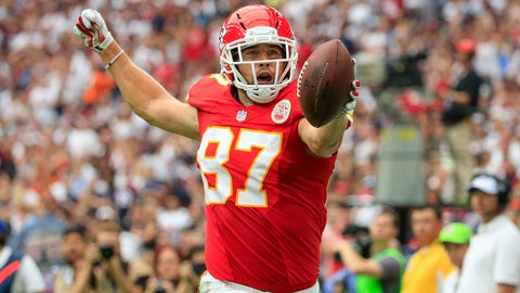 Travis Kelce on his ridiculous ejection