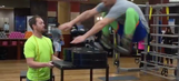 WATCH: Nats' Harper joins box-jump game, lands 55-inch leap