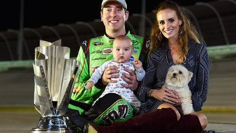 Kyle & Samantha Busch