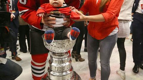 Stanley Cup Babies