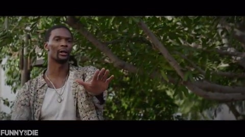 Chris Bosh in 'Tall Justice 2'