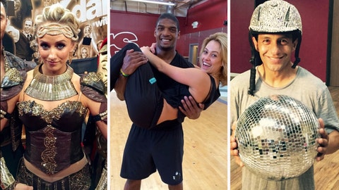 Nastia Liukin, Michael Sam and Victor Espinoza on 'Dancing with the Stars'