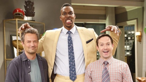 Dwight Howard on 'The Odd Couple'
