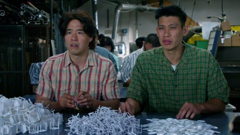 Jeremy Lin on 'Fresh Off The Boat'