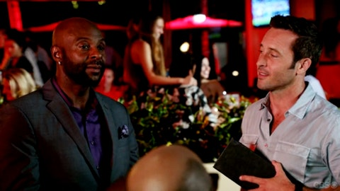 Jerry Rice on 'Hawaii Five-0'