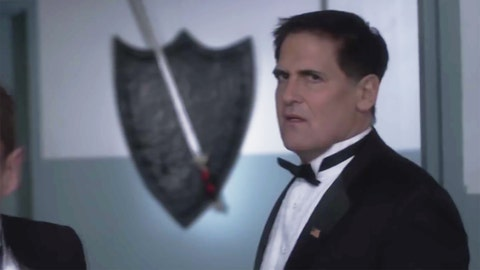 Mark Cuban in 'Sharknado 3: Oh Hell No!'