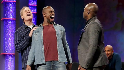 Vernon Davis on 'Whose Line Is It Anyway?'