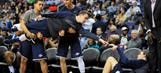 Bench Celebrations 101: Monmouth bench mob creates instructional video