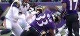 WATCH: Ravens suggest Rams P Johnny Hekker also took cheap shot in Rams-Ravens tilt
