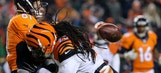 Broncos TE Owen Daniels grateful for Bengals safety Nelson's crushing hit