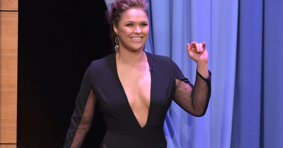 Ronda Rousey Drops Another Photo Of Herself Wearing