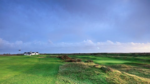 Build your own golf course: $4 million
