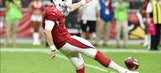 Cardinals re-sign punter Drew Butler
