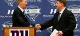 New Giants coach Ben McAdoo wears huge suit, Twitter goes nuts