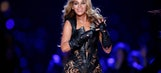 Beyonce spotted at USC practicing for Super Bowl, students go nuts