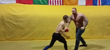"'Game of Thrones"" The Mountain jokes that he 'didn't feel' Conor McGregor's punches"