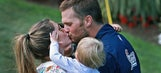 Day after loss, Tom Brady gets supportive boost from Gisele