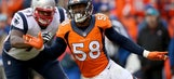 After dominating performance, Von Miller posts graphic message for Pats