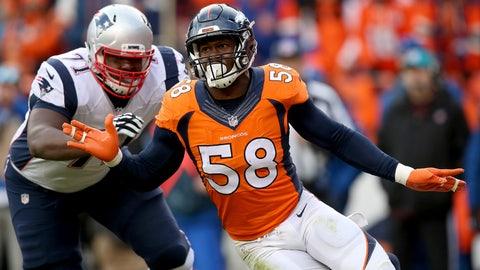 Denver Broncos: 20/1