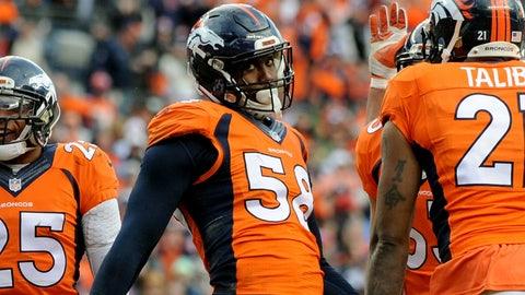 Denver Broncos: Defense wins championships
