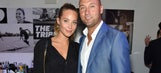 Derek Jeter and Hannah Davis tied the knot on Saturday night