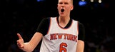 This Porzingis Valentine's Day card will warm the coldest heart