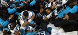 Panthers 'don't really care' about Peyton Manning's legacy or possible last game