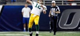 Aaron Rodgers addresses Hail Marys in triumphant return to Twitter