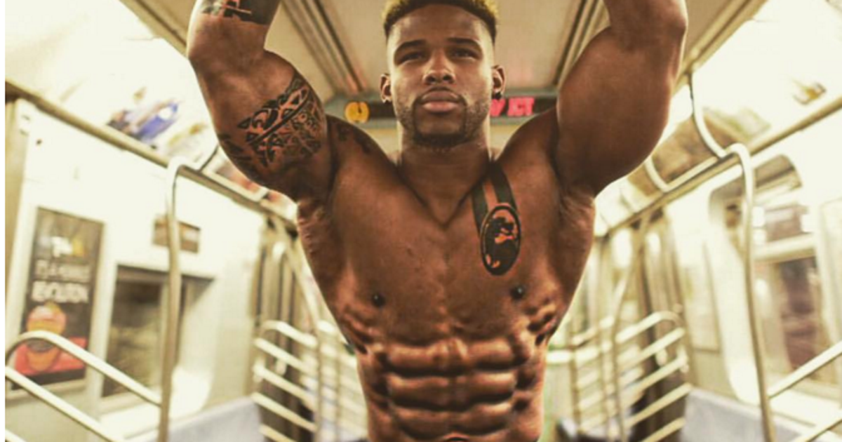 Odell Beckham Jr S Cousin Is An Absolute Physical Freak