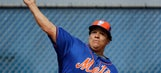 Here are the first photos of Bartolo Colon at the plate in 2016