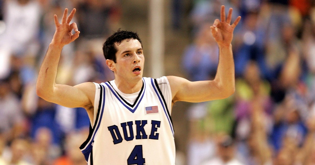 J.J. Redick opens up on Grayson Allen and the anti-Duke narrative | FOX Sports