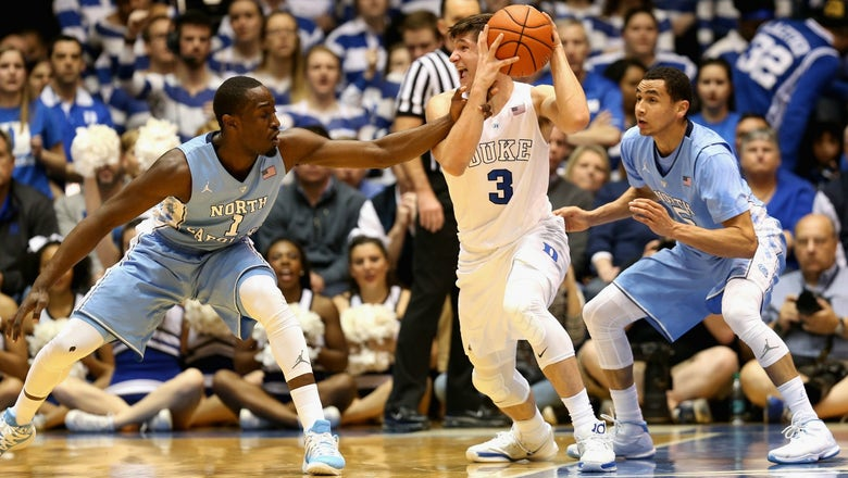 Thursday's 2016 NCAA tournament television channel guide