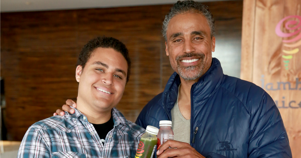 345f3db512f Rick Fox explains how eSports helped him connect with his son